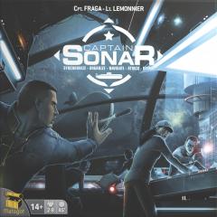 Capitan sonar copertina