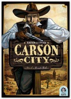 Carson City copertina