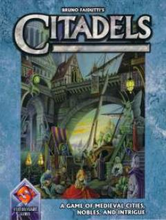 Citadels copertina