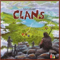 Copertina di Clans