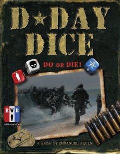 Copertina di D-Day Dice