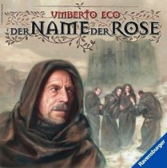 The Name of the Rose copertina
