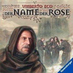 The Name of the Rose copertina