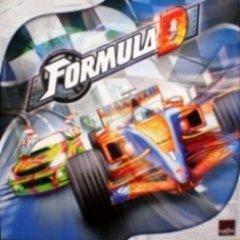 Formula D copertina