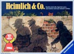 heimlich & co copertina