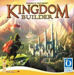 Copertina di Kingdom Builder