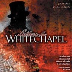 lettere da whitechapel copertina