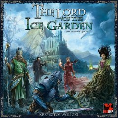 The Lord of the Ice Garden copertina