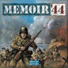 Copertina di Memoir '44