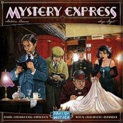 Mystery Express copertina