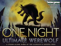 one night ultimate werewolf copertina