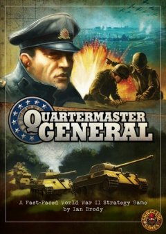 quartermaster general copertina