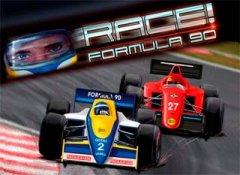 Race! Formula 90 copertina