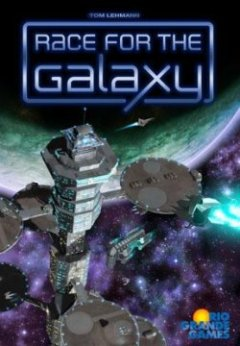 Copertina di Race for the Galaxy