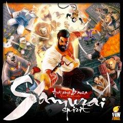 samurai spirit copertina