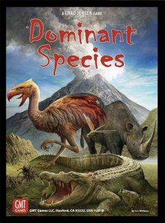 specie dominanti copertina