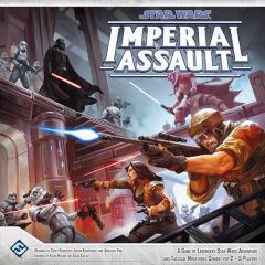 Copertina di Star Wars: Assalto Imperiale