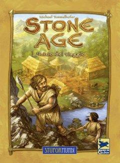 Copertina dell'edizione italiana del gioco da tavolo Stone Age