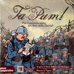Copertina del gioco Ta-Pum!