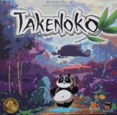 takenoko copertina