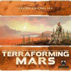 terraforming mars copertina