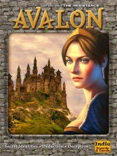 Copertina di The Resistance: Avalon