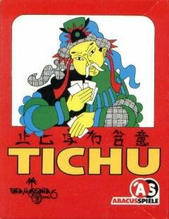 Copertina del gioco di carte Tichu