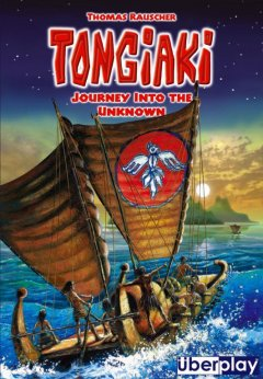 Copertina di Tongiaki