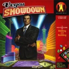 Copertina di Vegas Showdown