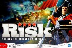 Copertina di Risk (Risiko!)