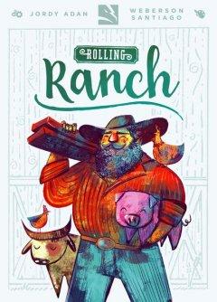 Rolling ranch copertina