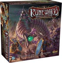 Runewars Miniatures Game copertina