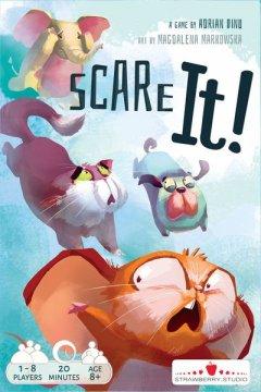 Scare it! copertina