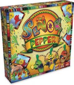 Senor Pepper copertina