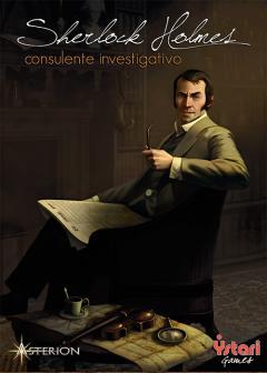 Copertina di Sherlock Holmes Consulente Investigativo