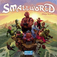 Copertina di Small World