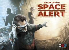 Copertina di Space Alert