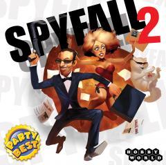 spyfall 2 copertina