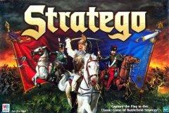 Copertina di Stratego