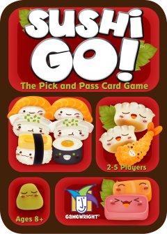 Copertina di Sushi Go!