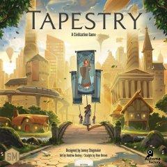 Tapestry copertina
