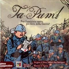 Ta-Pum! copertina