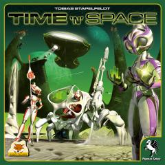 Copertina di Time 'n' space