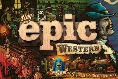 Tiny Epic Western: copertina