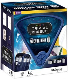Scatola di Trivial Pursuit: doctor Who