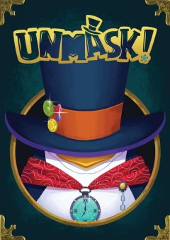 Unmask! copertina