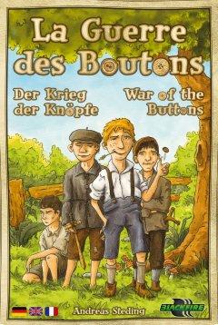 War of the buttons copertina