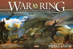 La Guerra dell'Anello seconda edizione copertina