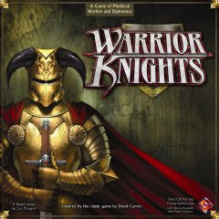Copertina di Warrior Knights