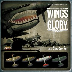 Copertina di Wings of Glory: WW2 Starter Set